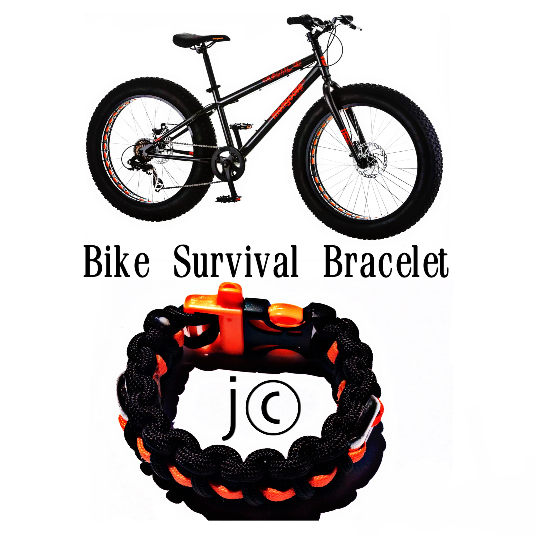 Picture of Bike Survival Bracelet