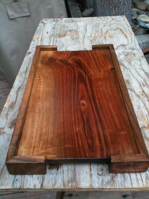 Picture of Walnut Tray
