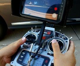 Screen Hood For FPV / Phone / Tablet  / GPS