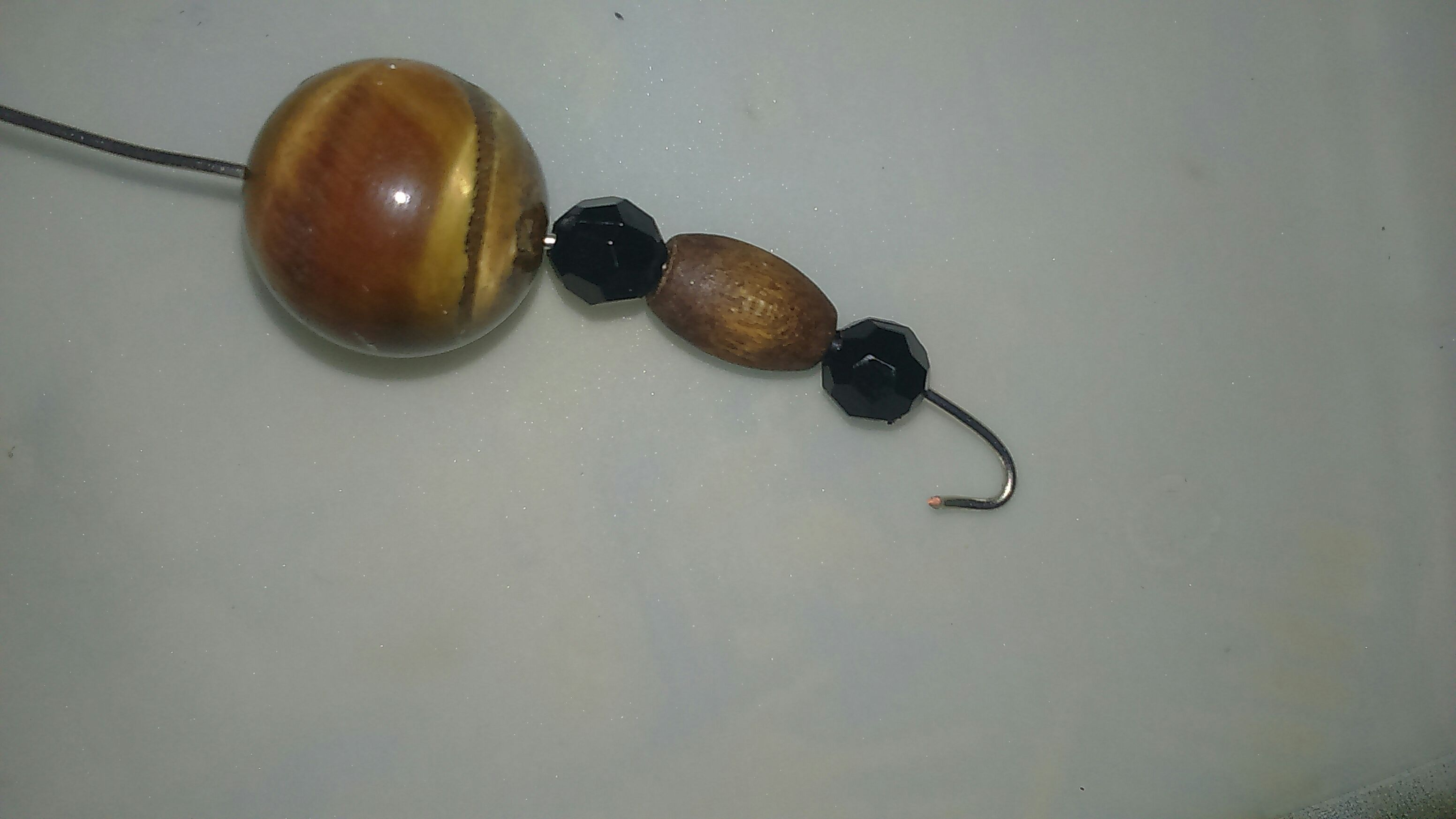 Picture of Making Tag With Pearls