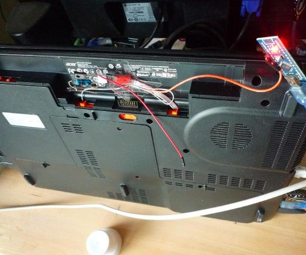Spin Down Noisy Laptop Fan