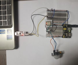 IoT WiFi DIY Motion Detector With E-mail Notification Using PIR Sensor and ESP8266