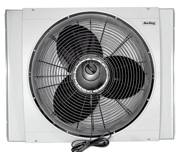 Easiest Way to Balance a Box or Pedestal Fan