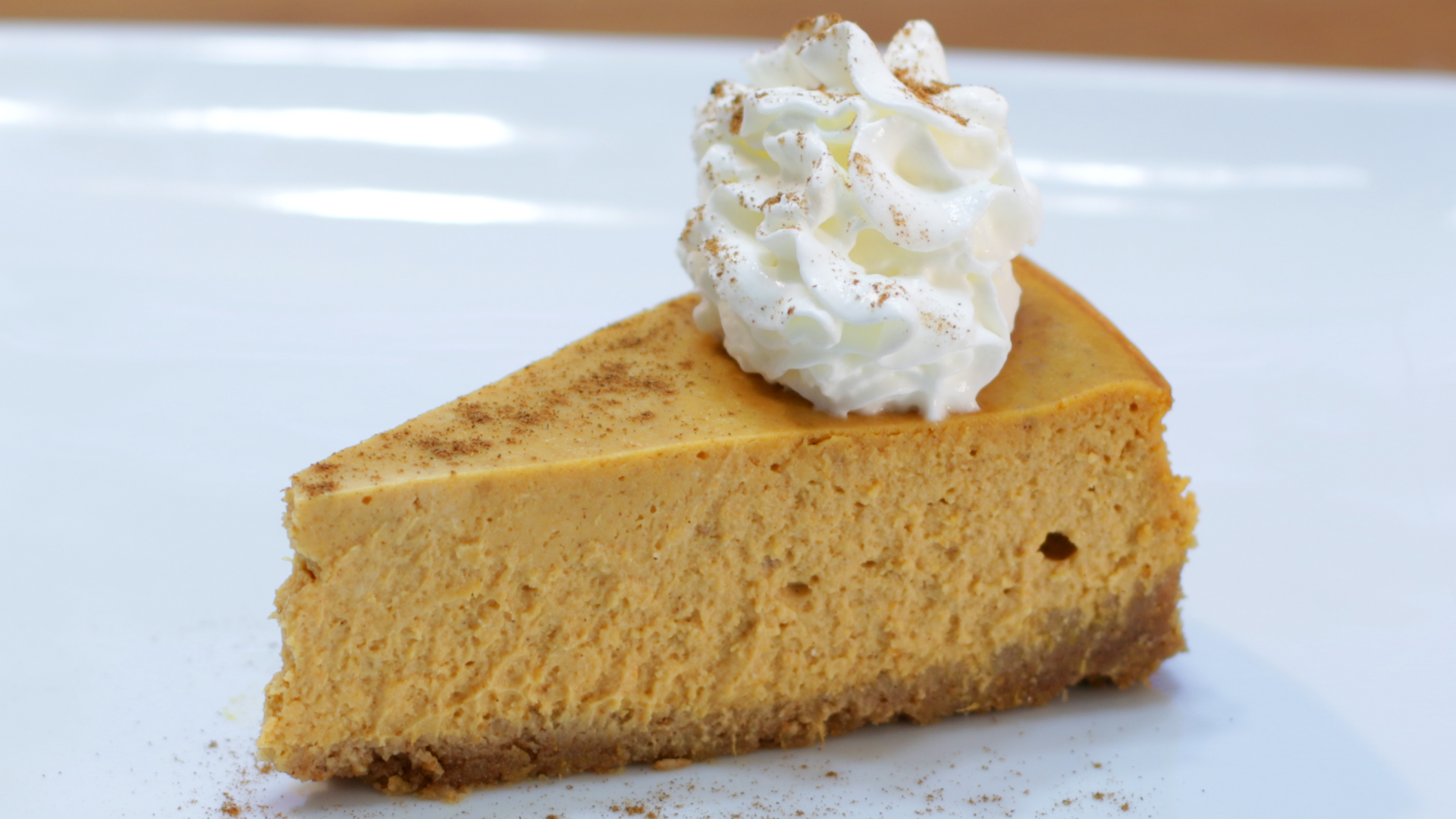 Picture of Easy Pumpkin Cheesecake
