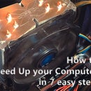 How to Speed Up Your Computer in 7 Easy Steps