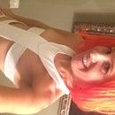Leeloo Dallas Costume - Thermal Bandages