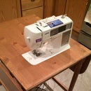 Sewing Machine Table Out of Ikea Ingatorp