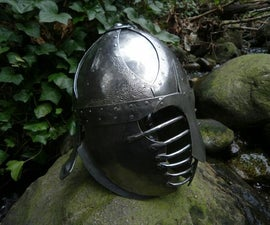 How to Build a Spangen Helm.