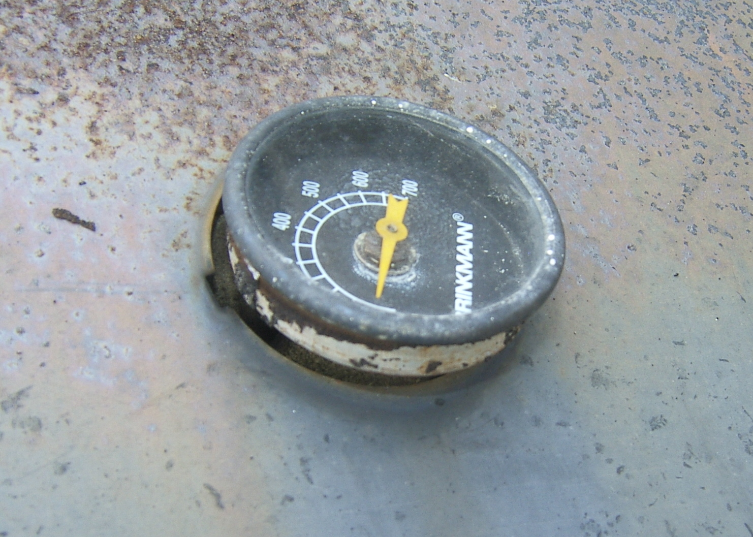 Picture of Pop Out Thermometer