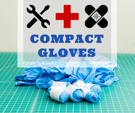 Grease Monkey's Compact Glove Set