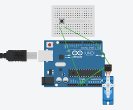 How to Control a Servo With a Single Pushbutton