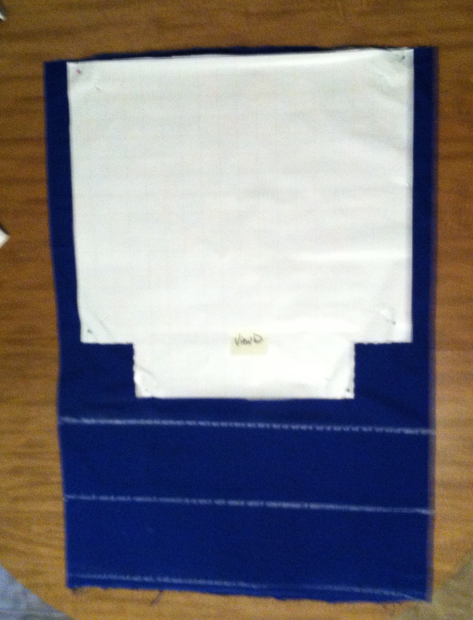 Picture of Cut Your Fabrics