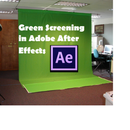Green Screen Video Footage in After Effects