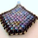 Learn Beadweaving (Brickstitch) With a Beaded Earring Tutorial