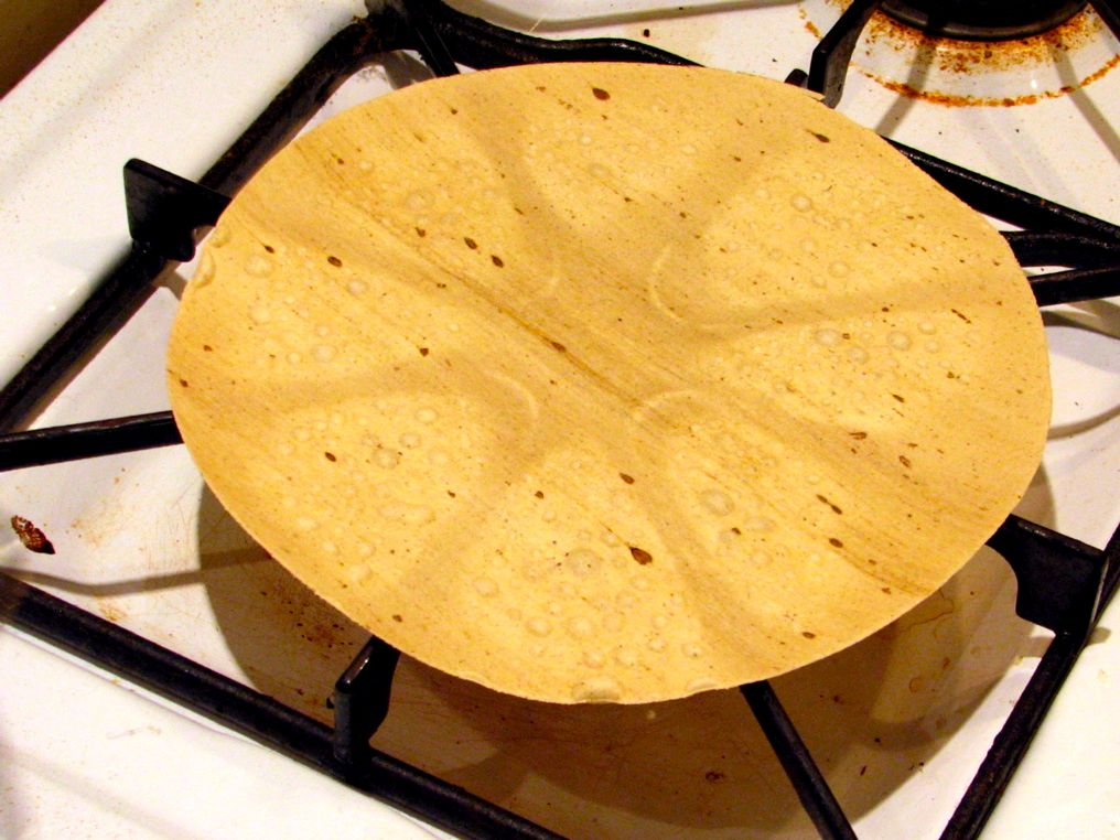 Picture of Wait Until It's Cooked on One Side...