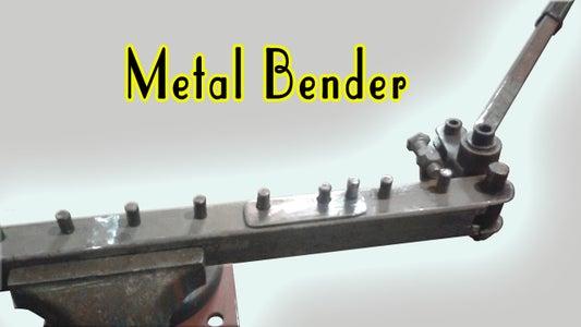 DIY Metal Bending Tool