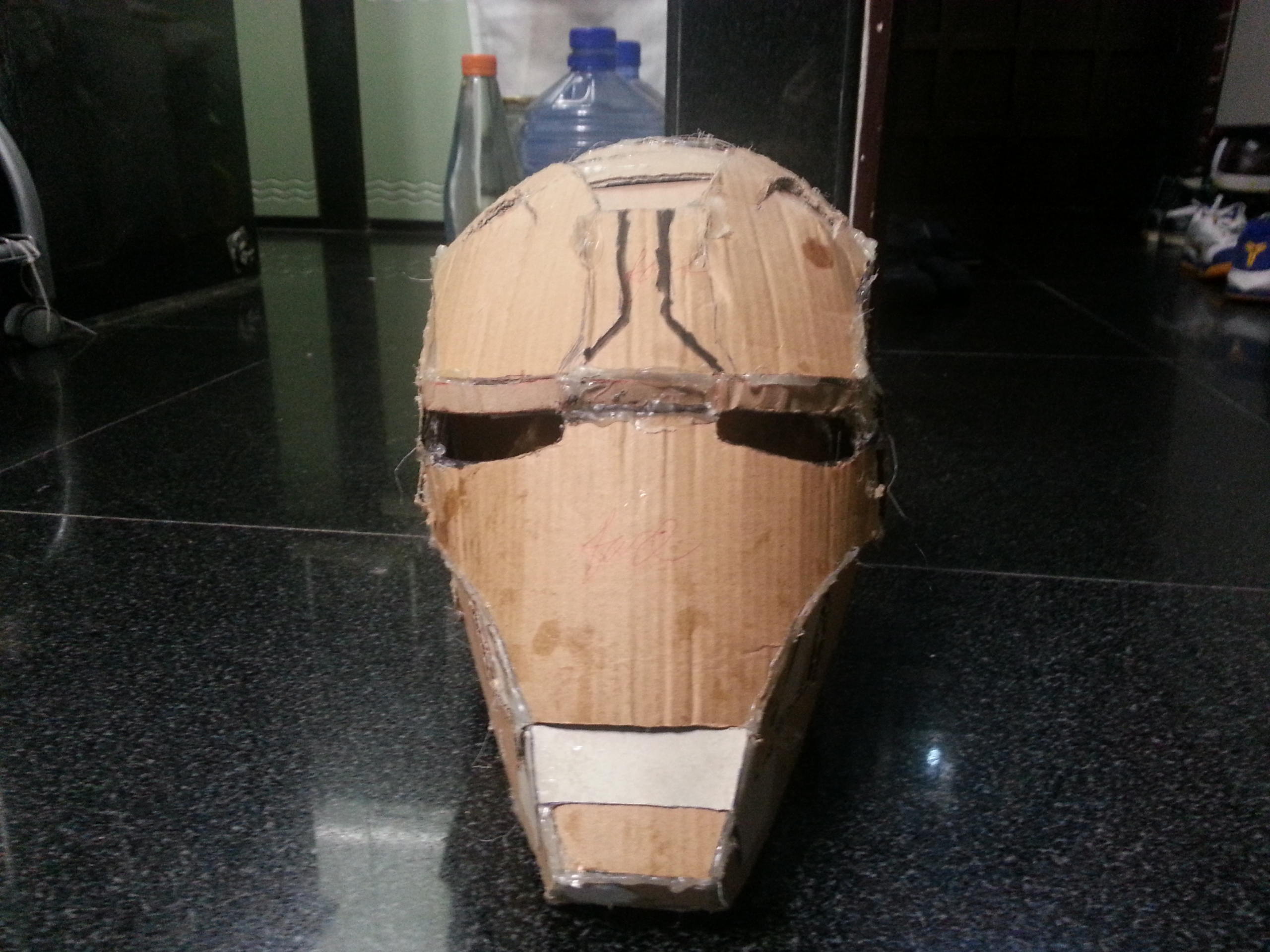 Picture of Add Some More Ditails Parts and Change the Ears of the Helmet