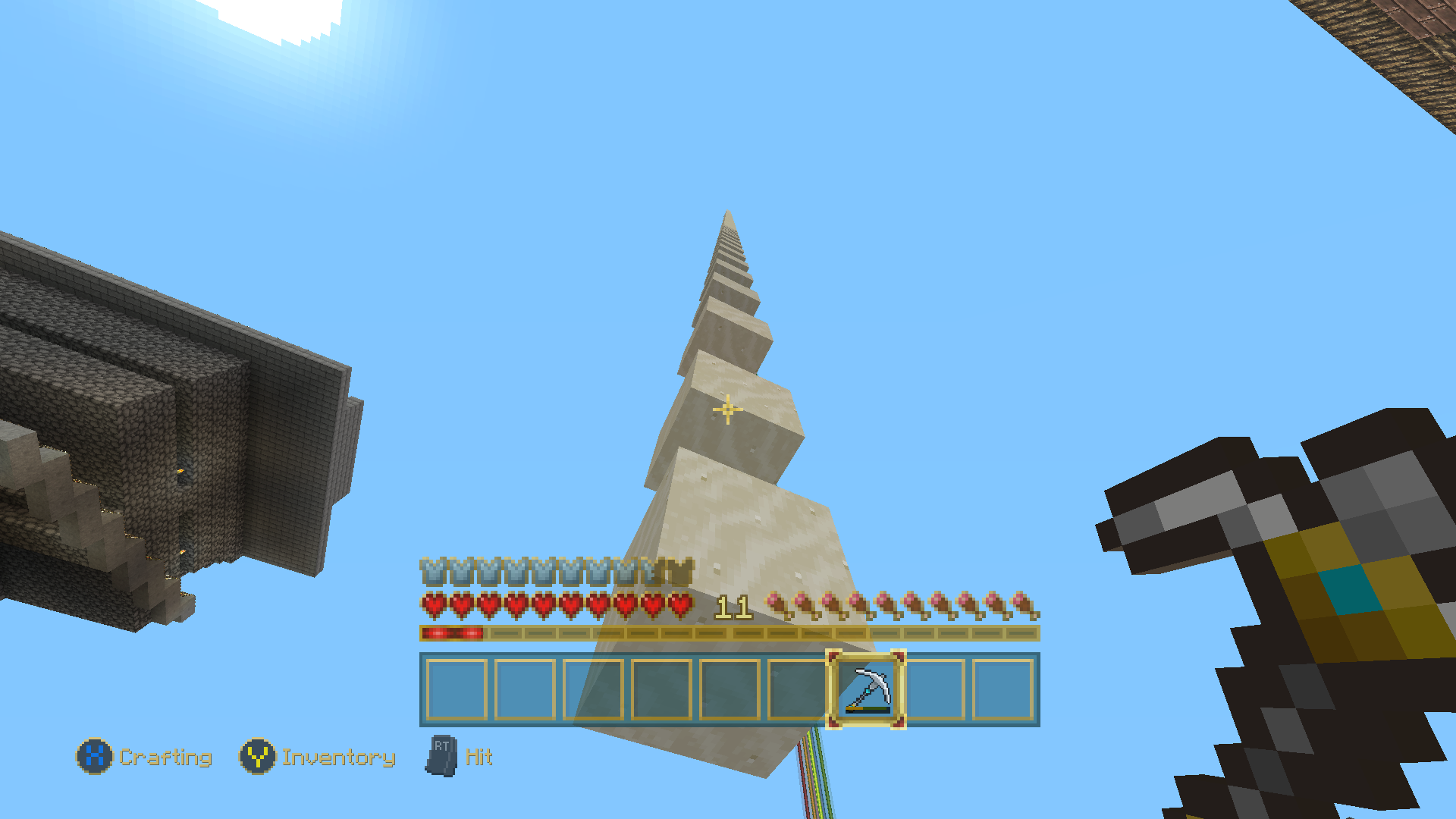 Picture of Minecraft: Temporary Tower