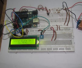 Arduino Based Digital Temperature Sensor
