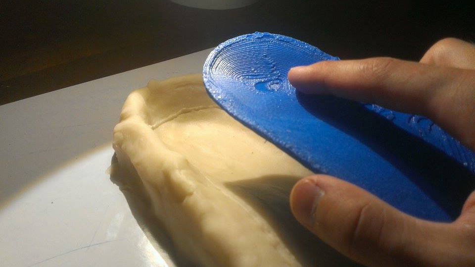 Picture of Foot Casting: