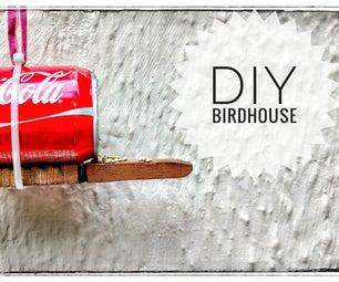 DIY Birdhouse: Let Birds Beat The Heat this summer