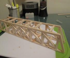 Balsa Wood Bridge