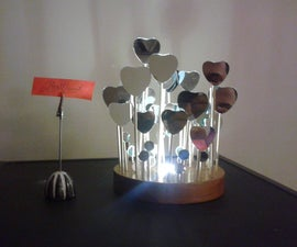 Valentine Heartland - Decorative Lamp a.k.a. Land of Hearts