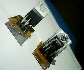 4V Lead Acid Battery Charger
