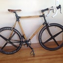 Bamboo Carbon Bike