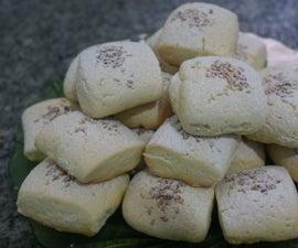 Cornstarch cookies