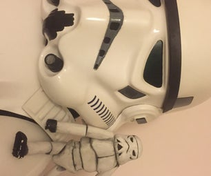 How I Made a Rogue One Stormtrooper Doll.
