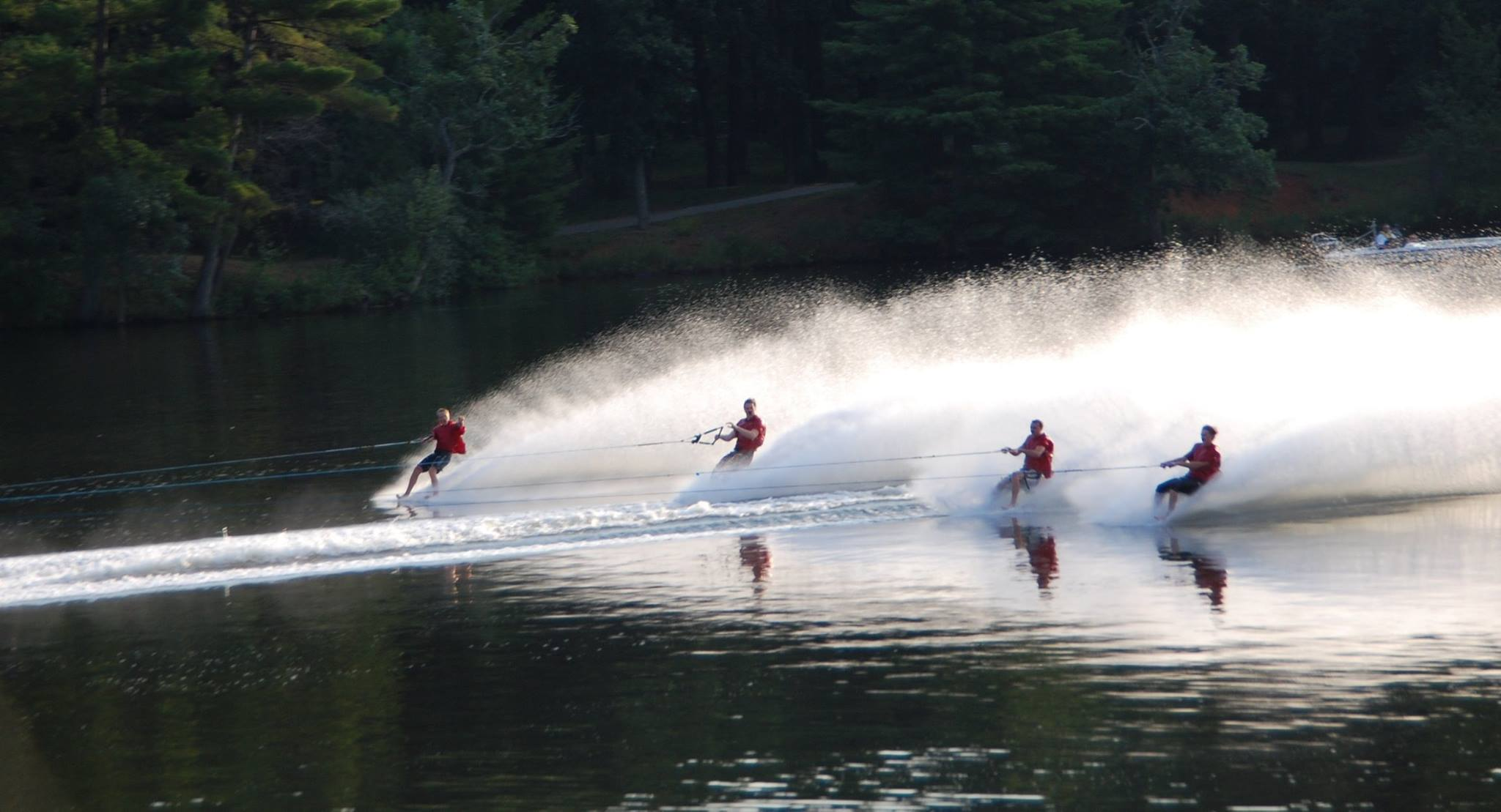 Picture of How to Barefoot Waterski