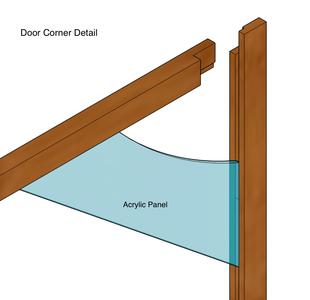 Built the Door
