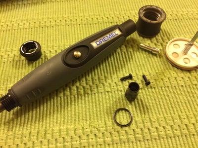 Fix Your Dremel 225 Flex Shaft