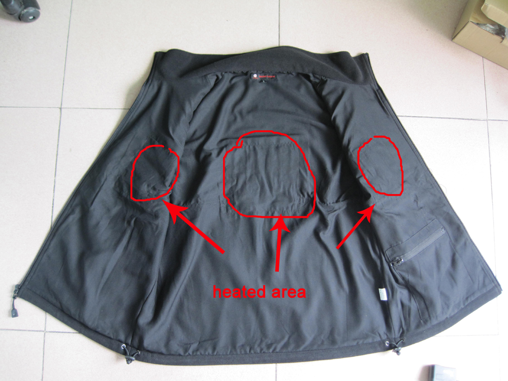 Picture of How to Make a Battery Heated Clothing
