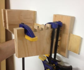 2 Styles of French Cleat Clamp Hanger Brackets