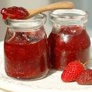 自制无添加草莓果酱