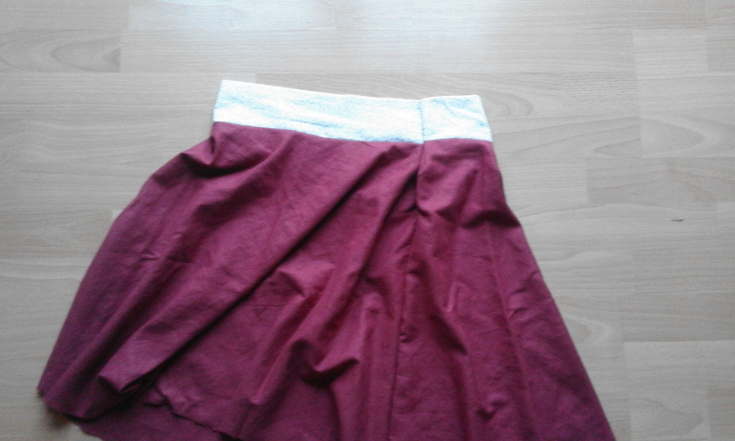 Picture of Tailor Made Skirt