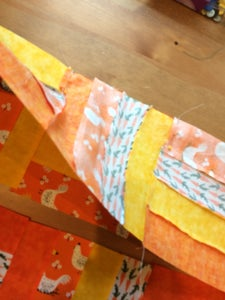 Sew Squares Together
