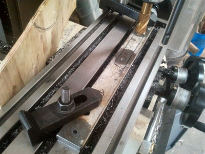 Trunnion-table Interface