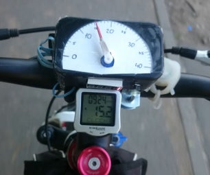 DIY Speedometer on Arduino