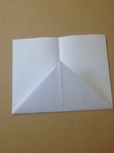 Fold Up at End of Triangles