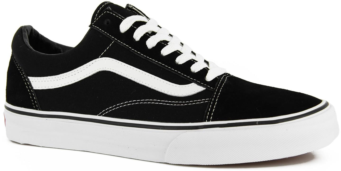 vans old school shoes for men