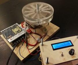 Photonics Challenger: Transparent 3D Volumetric POV (PHABLABS)