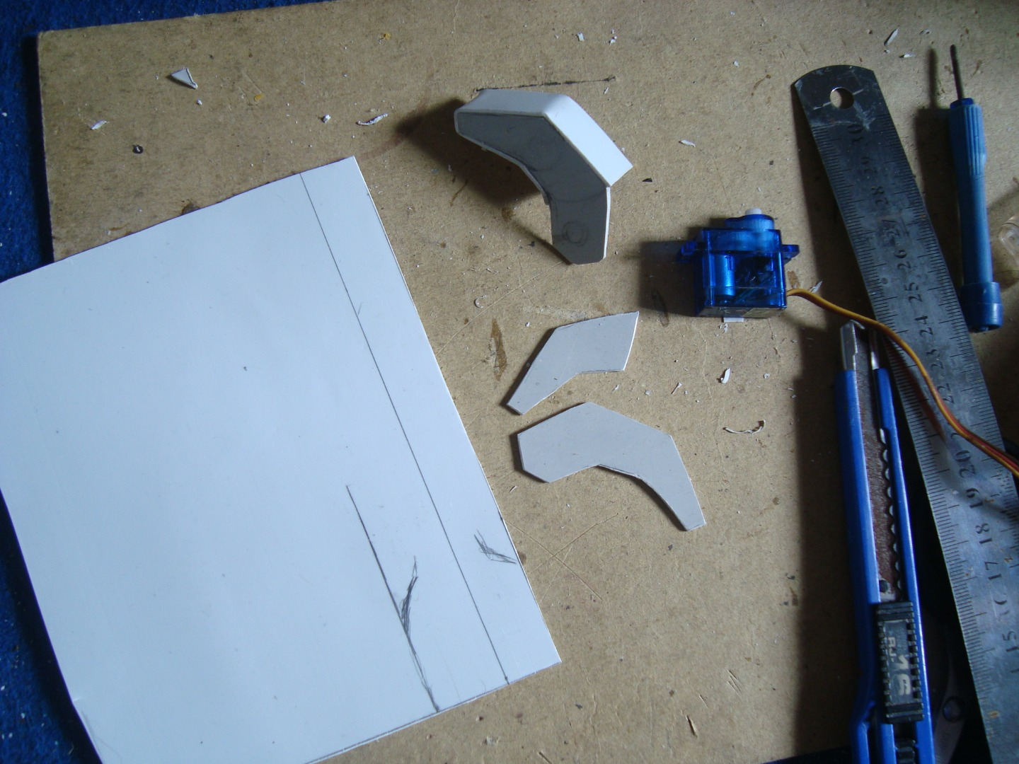 Picture of Making a Hand and Griper