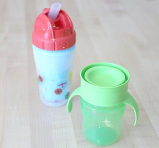 How to Clean a Sippy Cup