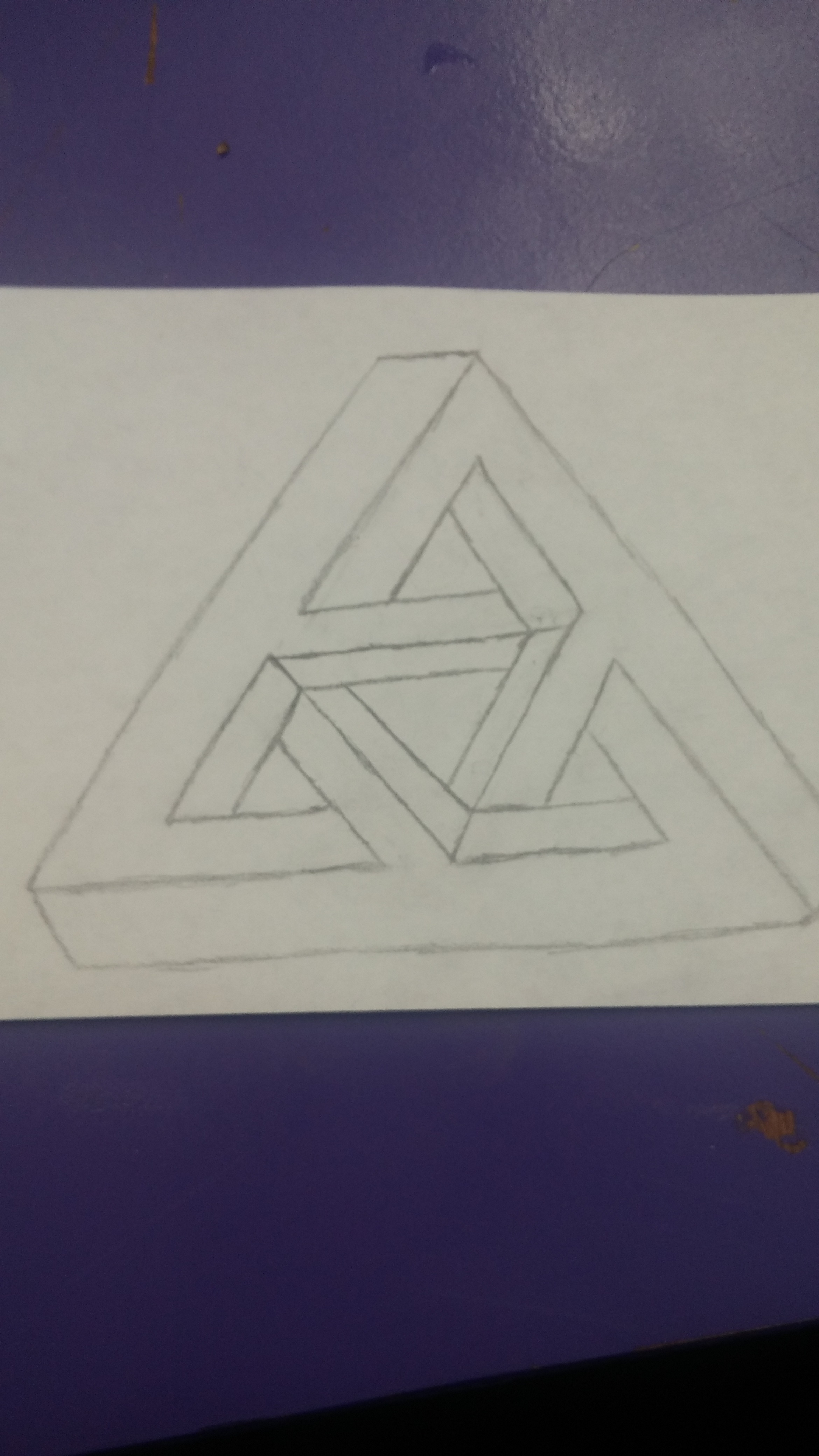 Picture of The Impossible Triangle