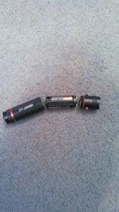 Flashlight Safe