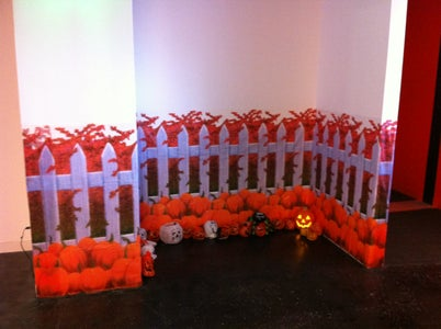 Haloween Decoration in the San Francisco Autodesk Office