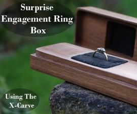 Surprise Engagement Ring Box